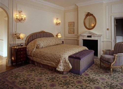 Une chemin e dans la chambre coucher pourquoi pas for Oignon dans la chambre