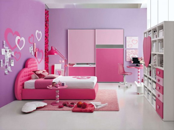 Girls-Bedroom-Design