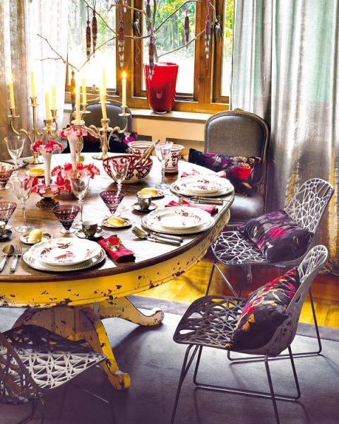 How-to-Decorate-Dining-Room-Tables-3