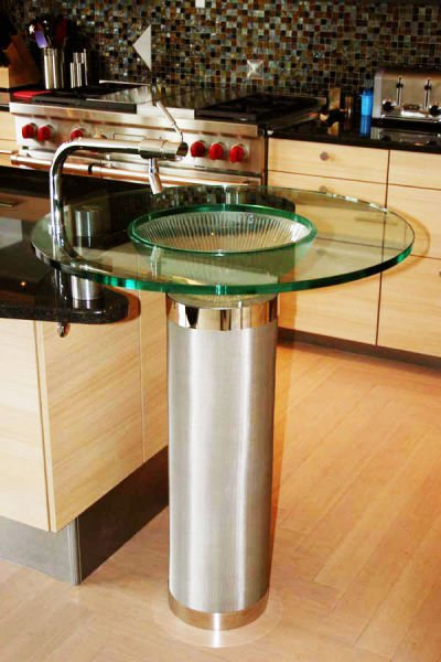 glass-kitchen-sink