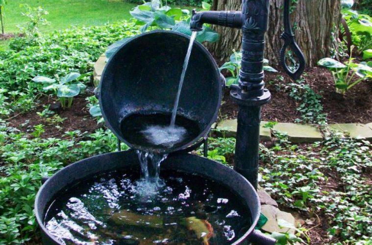25 Id Es Pour Faire Une Jolie Fontaine Pour Votre Jardin