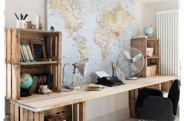 Des id es et astuces pour fabriquer des meubles pas chers for Astuce pour decorer sa maison