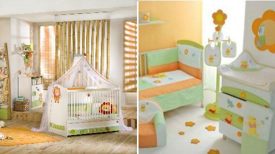 10 id es et astuces pour d corer la chambre de b b - Decorer la chambre de bebe ...