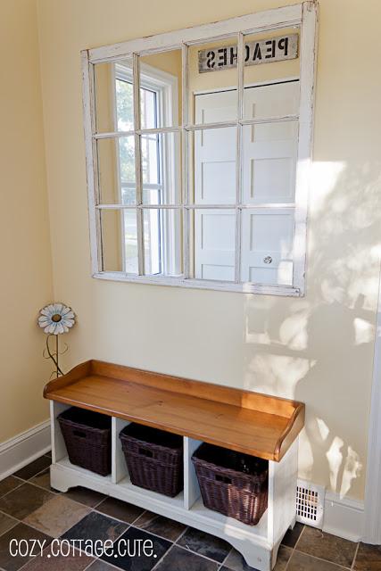 20-Fabulous-Ways-to-Repurpose-Old-Windows-Turn-Old-Windows-Into-Hallway-Mirror