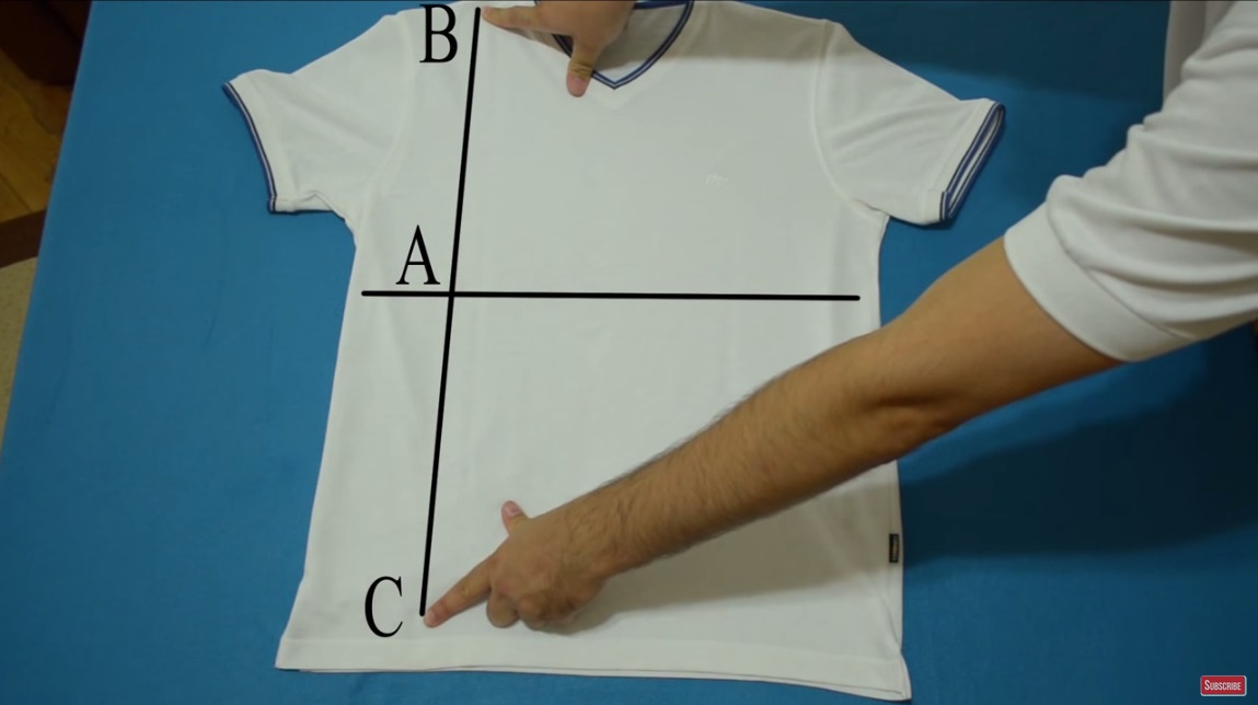 Fold-a-Shirt-in-Under-2-Seconds