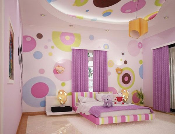 Girls-Bedroom-and-Living-room1
