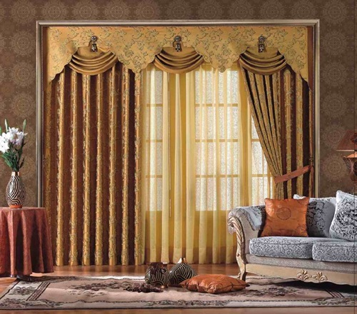 Fantastic Curtain Images Interior Design Luxury Arts Decortions Big Window