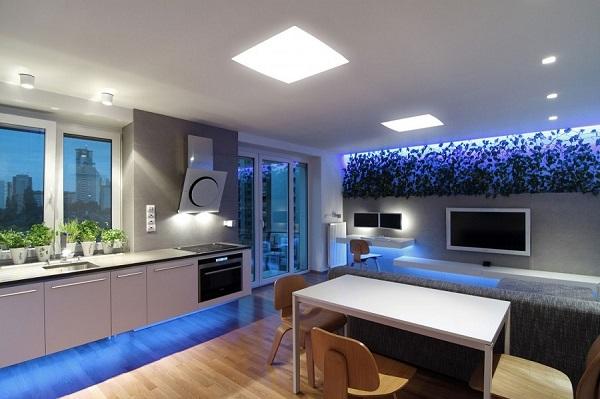 LED-Lights-Apartment-Design