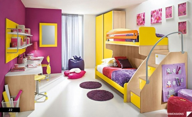 lovely-decorating-teenage-girls-bedroom-ideas